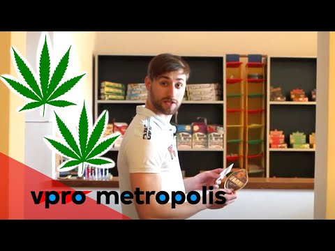 Cannabis seeds as souvenir in Romania - vpro Metropolis