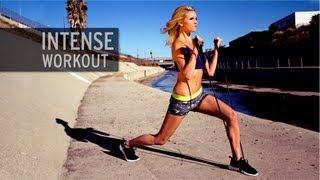 Intense Monday Workout
