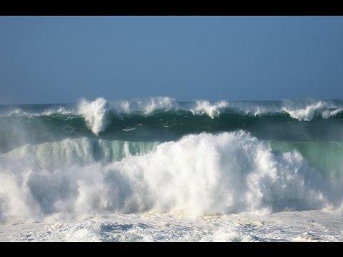 big ocean swell