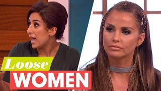 Katie Price Believes She Became a Glamour Model Due to Childhood Sexual Abuse | Loose Women