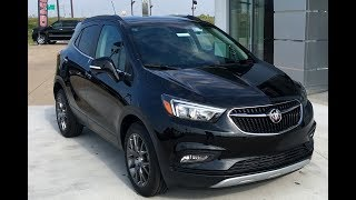 2019 Buick Encore Walkaround/Overview - (B74519)
