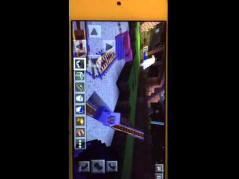 Video element to my talk on Minecraft at Bard Graduate Center - 11.2015