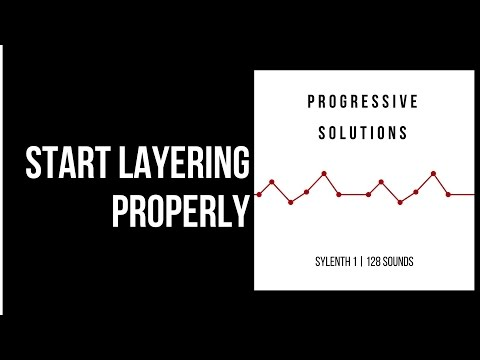 Start Layering Progressive House Leads Properly