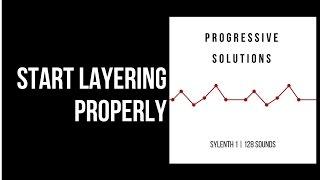 Start Layering Progressive House Leads Properly