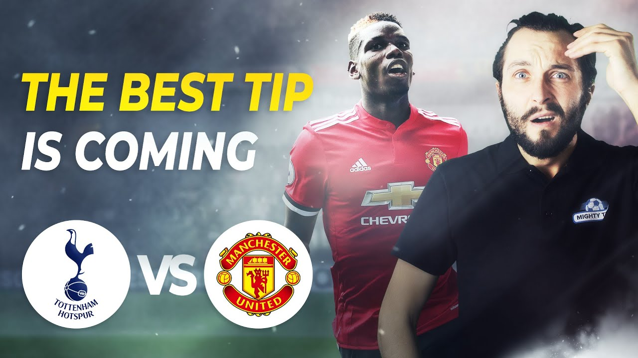 ᐉTottenham Hotspur vs Manchester United​ prediction [100% free] Betting tips | 11.04.2021 video preview