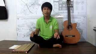 Giới thiệu sáo trúc Việt Nam - Bộ sáo ngang cơ bản - Mão Mèo