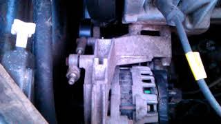 посторонний шум при работе двигателя на холостых оборотах во время прогрева