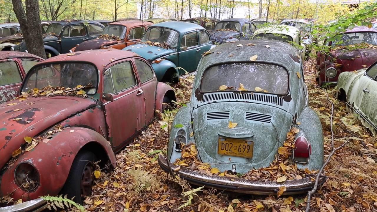 The Volkswagen Graveyard Youtube