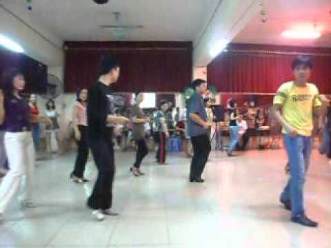 Hướng dẫn bước nhảy DISCO TẬP THỂ - IDC 3-5-CN hàng tuần