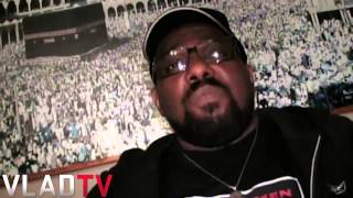Afrika Bambaataa on Going From Gangs to Being a Hip-Hop Legend