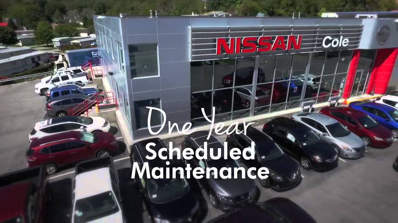 Cole Nissan Advantage | Bill Cole Automall In Bluefield, WV