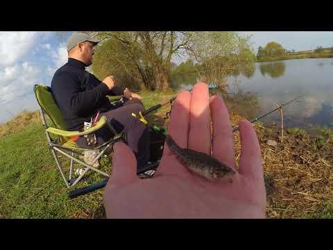 Видео Рыбалка в Подмосковье