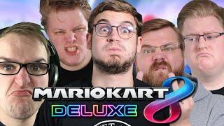 Alle direkt triggered! 🎮 Mario Kart 8 Deluxe #83