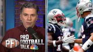Tom Curran on Patriots' challenges v. Cowboys, Antonio Brown rumors | Pro Football Talk | NBC Sports