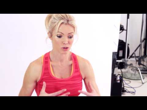 Find out how Nell McAndrew keeps fit and healthy  even whilst pregnant!