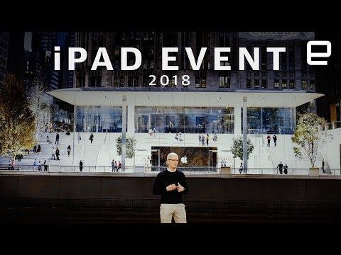 Apple 2018 iPad education event recap