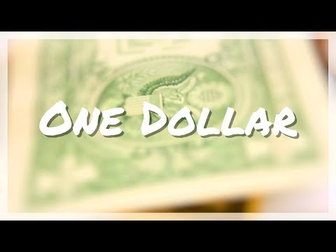 One Dollar - Lights, Camera, Save!