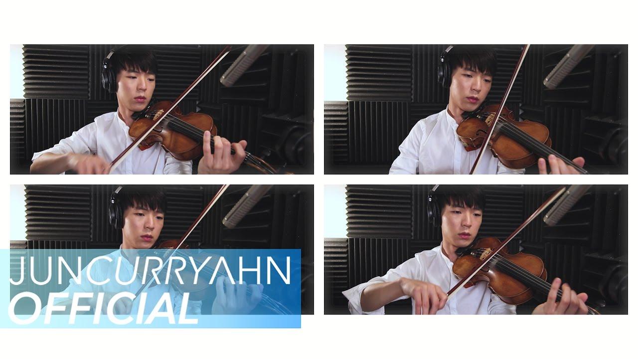 Shape Of You - верзија на виолина
