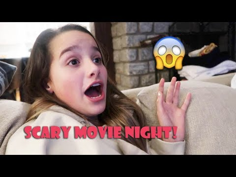SCARY MOVIE NIGHT 😱 (WK 359)   Bratayley
