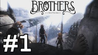 Brothers: A Tale of Two Sons - Gameplay Walkthrough Part 1 - Prologue [HD] (XBLA / PSN / PC)
