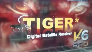 Tiger V6 PRO (V6 + V6 PREMIUM ) ACTIVER SERVER + FLASH