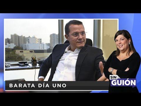 Barata día uno - SIN GUION con Rosa María Palacios