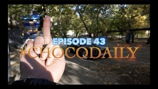 #CHOCODAILY 43 Шильдик. Ручник. Кнопочка. Как мы снимали клип