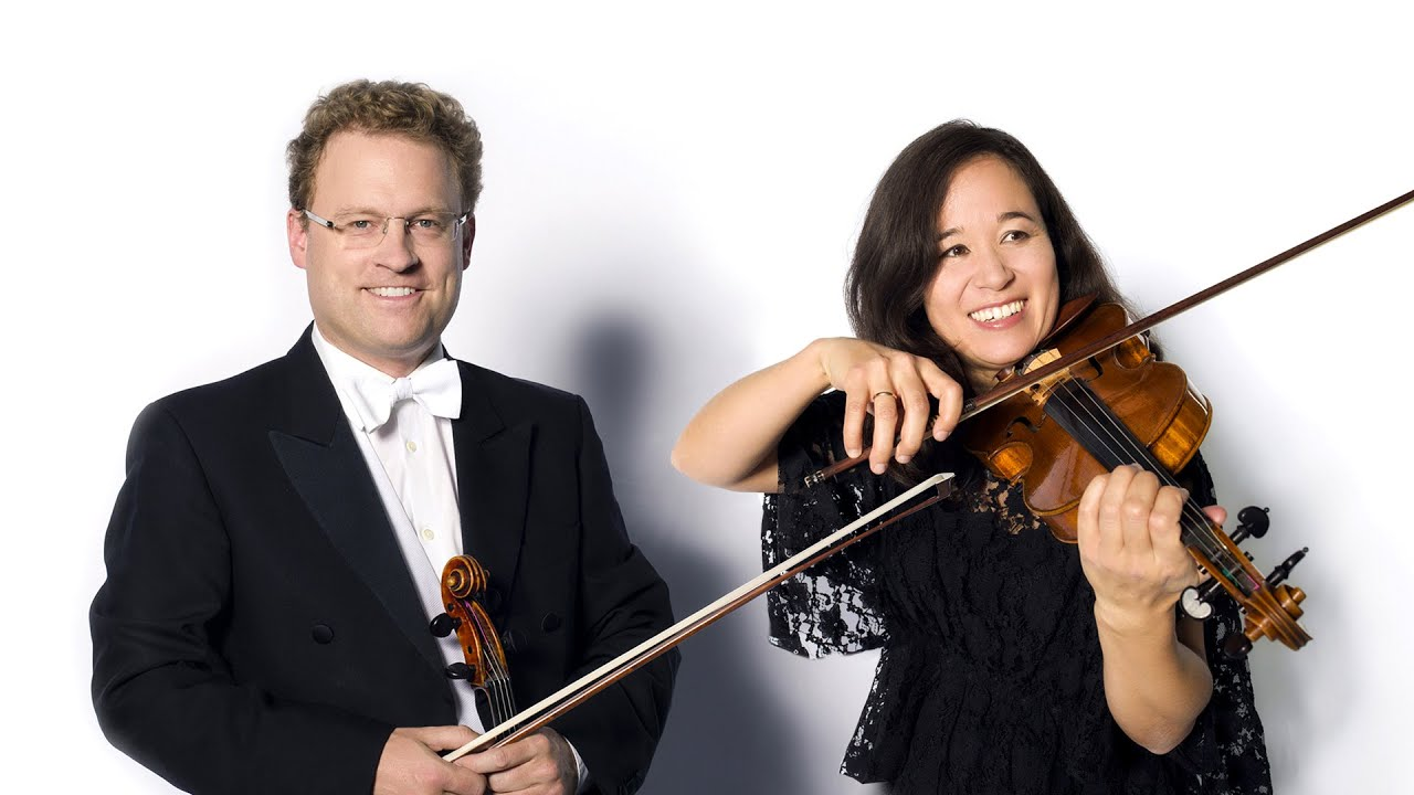 Stage@Seven: Akemi Mercer-Niewöhner & Dirk Niewöhner – Martinů: Three Madrigales