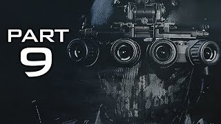Call of Duty Ghosts Gameplay Walkthrough Part 9 - Campaign Mission 10 - Clockwork (COD Ghosts)