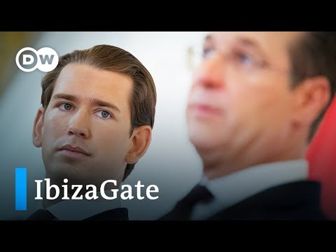 Austria: Kurz calls for new elections after Strache scandal topples coalition | DW News
