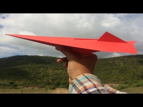 How to make a paper easy and beautiful airplane | Origami Easy and Beautiful Airplane