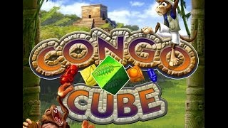 Xalm Retribution играет в Congo Cube [Накорми обезьяну!]