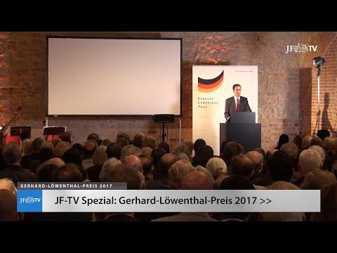 Gerhard-Löwenthal-Preis 2017 (JF-TV Spezial)