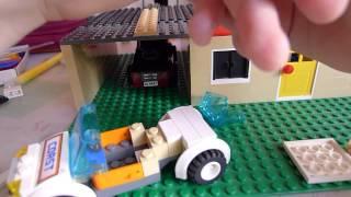 как можно сделать лего машинку