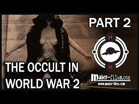 Maier Files - backstory - occult spies in world war 2 - Aleister Crowley - part 2