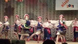 Український народний танець -