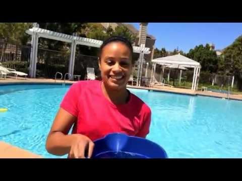 Ama Daetz Ice Bucket Challenge