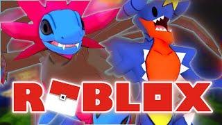Roblox Pokemon Brick Bronze - MINECRAFT POKEMON GYM IN ROBLOX!? - Épisode 17