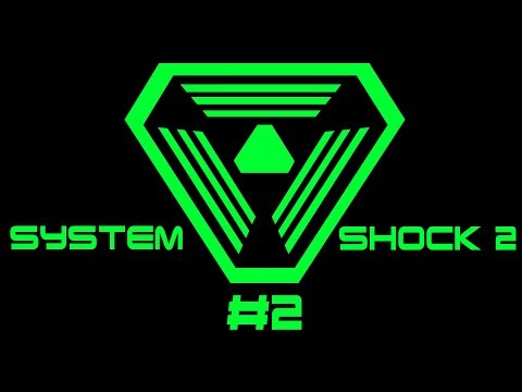 Those Aren't Monkeys - I'm Bad at Games - System Shock 2 E2 |
