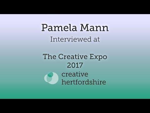 Pamela Mann - Interview - The Creative Expo 2017