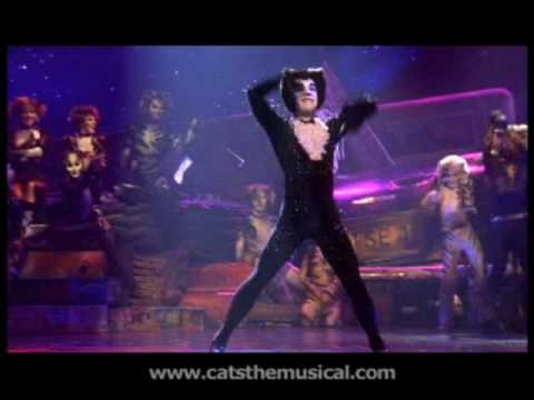 Mr Mistoffelees - part two. HD, from Cats the Musical - the film