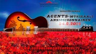 Agents-musikaali Ansiosidonnainen (virallinen traileri)