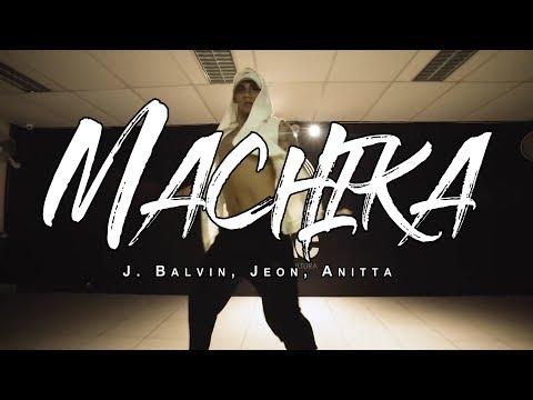 J. Balvin, Jeon, Anitta - Machika / CHOREOGRAPHY By Jeremy Iturri