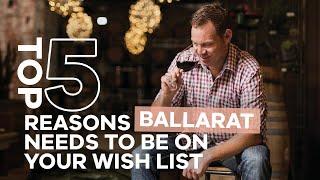 Top 5 Reasons Ballarat Should be on Every Road Trip Wish List