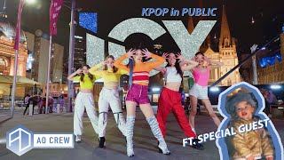 Download lagu KPOP IN PUBLIC ITZY ICY DANCE COVER ONE SHOT