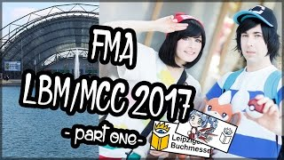 Follow me around: LBM/MCC 2017 - part I (Do & Fr) [german]