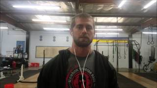 Quick Tip Tuesday - Split stance breathing