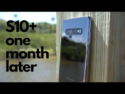 Ex-iPhone User Reviews Galaxy S10+ One Month Later