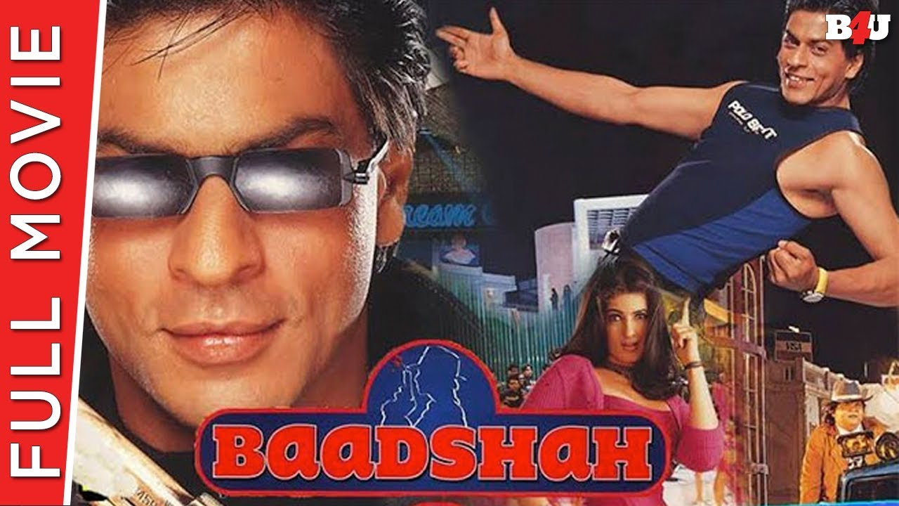 Baadshah - Full Movie | Shah Rukh Khan, Twinkle Khanna, Deepshikha | FULL HD | Blockuster Movie