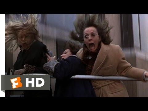 The First Wives Club (4/9) Movie CLIP - Thrilling Escape (1996) HD